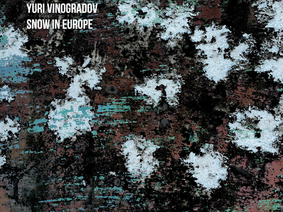 обложка альбома Yuri Vinogradov - Snow in Europe