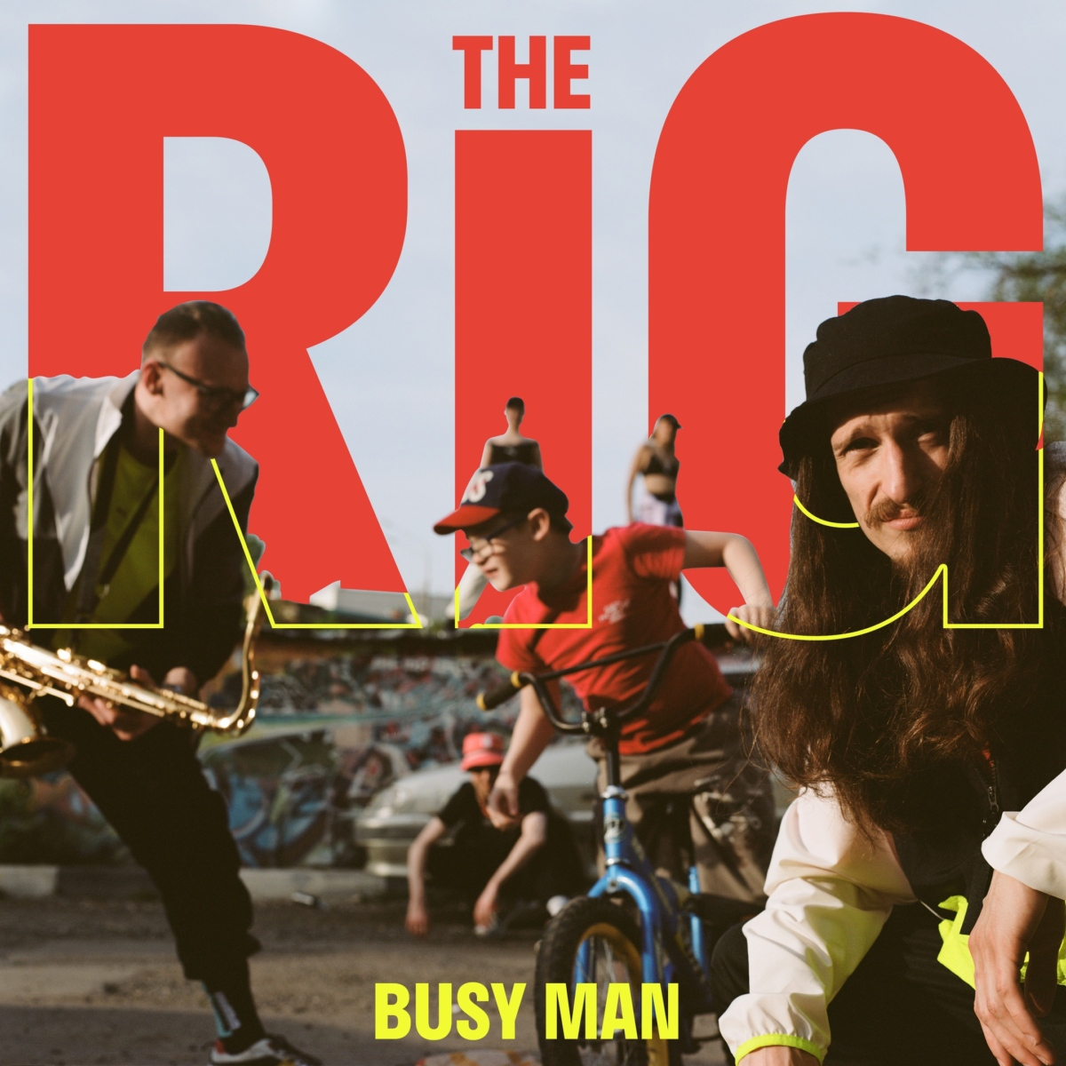 The RIG (Russian Improv Group) — Busy Man